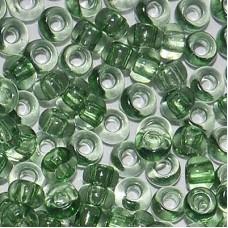 Бисер Preciosa 01163 10/0 5гр зеленый