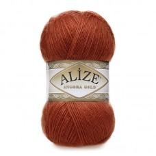 Alize Angora Gold 36 терракот