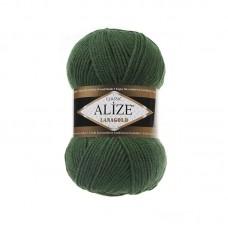 Ализе Ланаголд классик 118 тено-зеленый