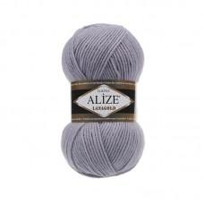 Ализе Ланаголд классик 200 серый