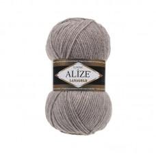 Ализе Ланаголд классик 207 светло-коричневый