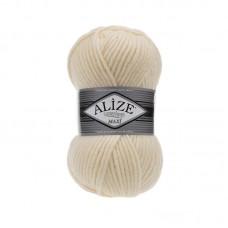 Alize Superlana maxi 1 кремовый