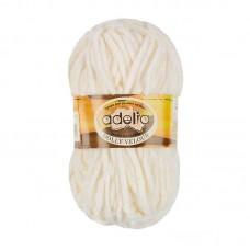 Adelia Dolly velour 02 молочный