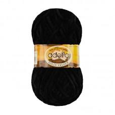 Adelia Dolly velour 12 черный