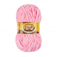 Adelia Dolly velour 27 розовый