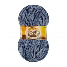 Adelia Dolly velour 40 голубой
