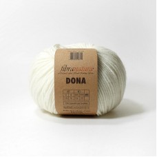 Фибранатура Дона 106-01 белый