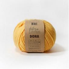 Fibranatura Dona 106-02 желтый