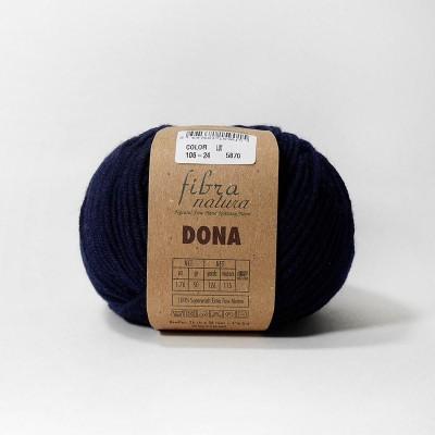 Фибранатура Дона 106-24 темно-синий