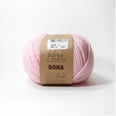 Fibranatura Dona 106-10 нежно-розовый