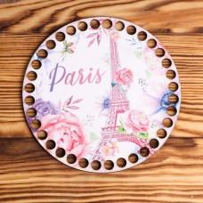 Донышки: Круг Париж 15см