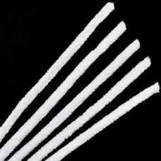 Синель-проволока 12ммх30см белая