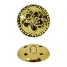 Пуговицы 20мм золото 7725875