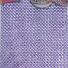 Стразы клеевые сирень 4 мм арт 5