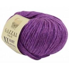 Газзал Беби вул XL 815 фиолетовый