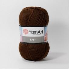 Ярнарт Беби 1182 коричневый