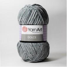Yarnart Dolce цвет 760 серый