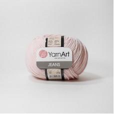 Ярнарт Джинс 18 нежно розовый