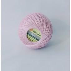 Yarnart Iris 914 бледно розовый