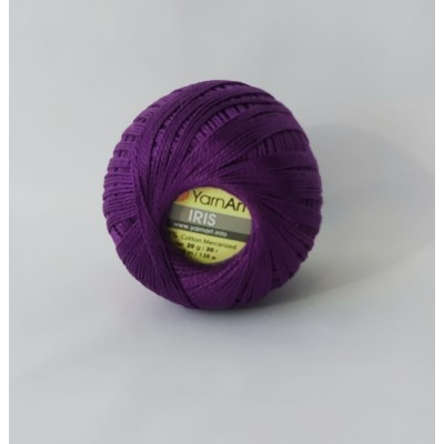 Пряжа Yarnart Iris 919 фиолет