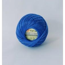 Yarnart Iris 921 синий