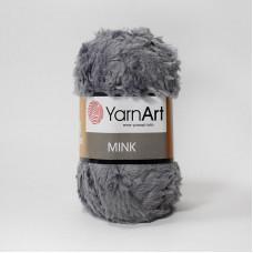Yarnart Mink 335 серый