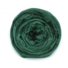 Вискоза для Валяния ТР 0112 зеленый