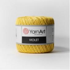 Yarnart Violet 4653 желтый