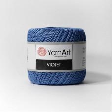 Yarnart Violet 5351 синий